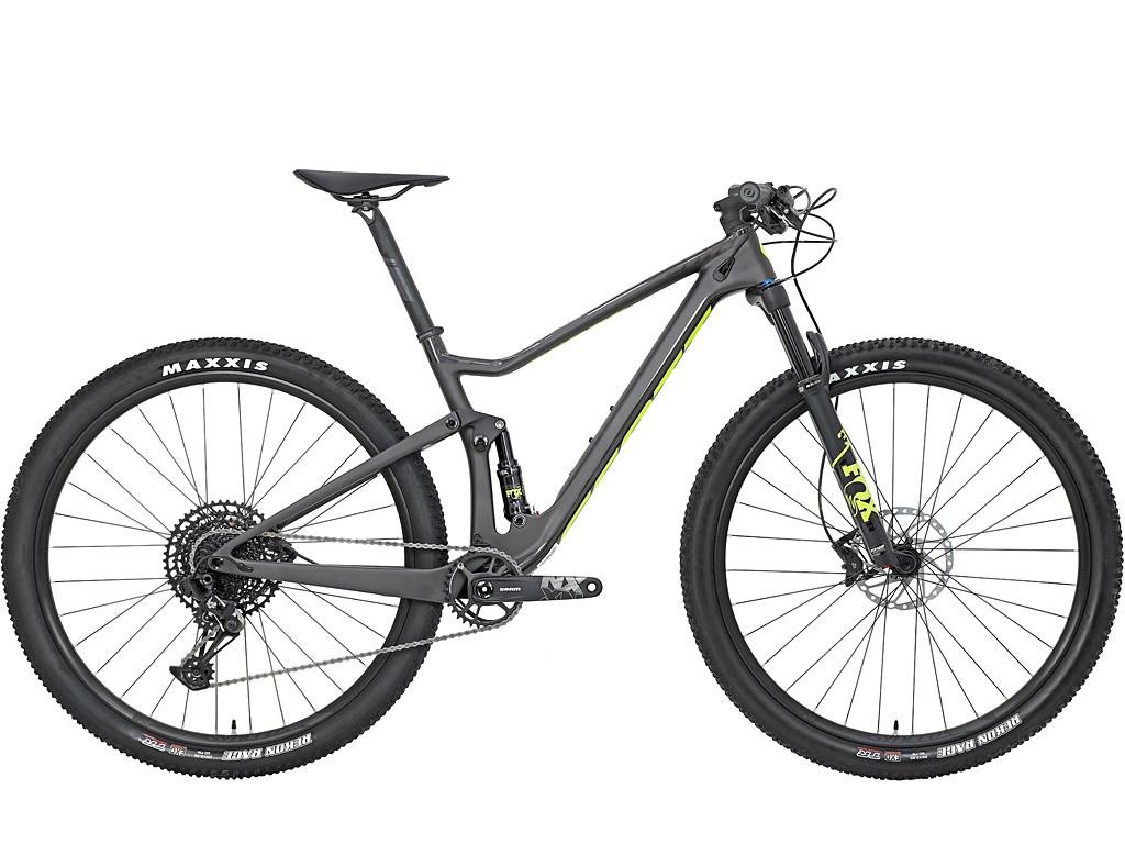 Scott Spark RC 900 Comp 2021 Mountain Bike | Damian Harris