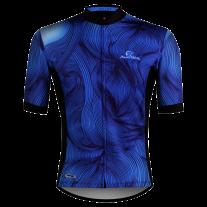 Camisa Mauro Ribeiro Guide Azul (Coleção 2020)