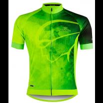 Camisa Mauro Ribeiro Blur Verde