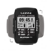 GPS Lezyne Super Pro HR Kit