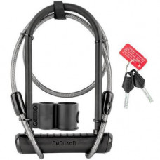 Cadeado OnGuard Neons 8154 U-Lock + Cable