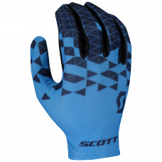Luva Scott RC Team Dedo Longo Azul