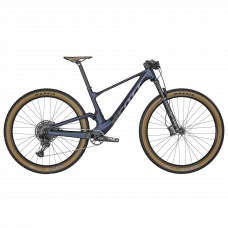 BICICLETA SCOTT SPARK RC COMP 2022 Azul escuro