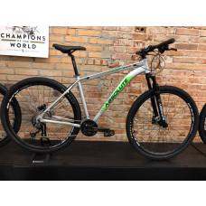 "Bicicleta Absolute Wild 29"" Alivio Prata"