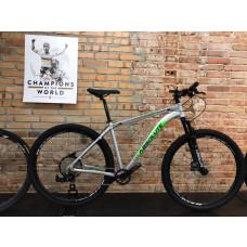 "Bicicleta Absolute Wild 29"" 12V Prata"
