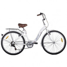 Bicicleta Mobele HIT Branca