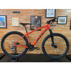 Bicicleta GTI Roma Altus Vermelha
