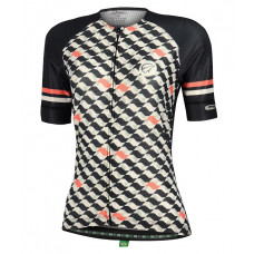 Camisa Feminina Mauro Ribeiro Flow Preta (Coleção 2022)