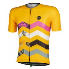 Camisa Masculina Mauro Ribeiro Summit Amarela (Coleção 2022)
