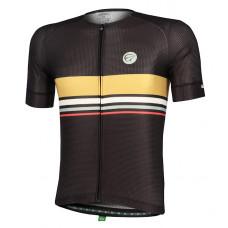 Camisa Masculina Mauro Ribeiro Horizon Preta (Coleção 2022)
