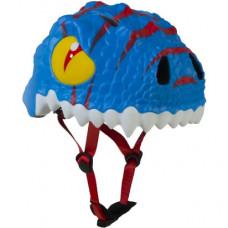 Capacete Infantil Crazy Stuff Dragão Azul