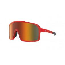Óculos HB Grinder Matte Dark Red/Orange Chrome