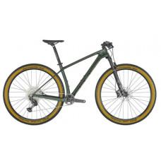 Bicicleta Scott Scale 930 2022 Verde Wakame