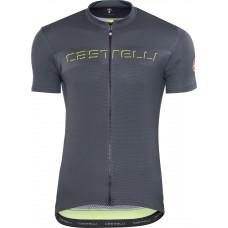 Camisa Castelli Prologo V Anthracite