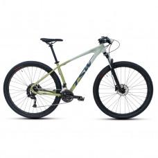 Bicicleta TSW Hunch Plus Cinza/Verde