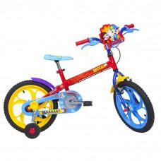 Bicicleta Caloi Luccas Neto 16