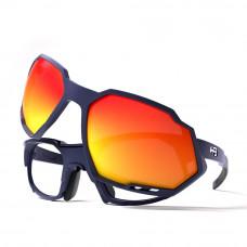 Óculos HB Rush Navy/Multi Red