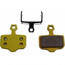 Pastilha de Freio Kode DS44 Metal