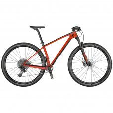 Bicicleta Scott Scale 940 2021 Vermelha