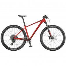 Bicicleta Scott Scale 970 2021 Vermelha