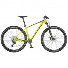 Bicicleta Scott Scale 980 2021 Amarela