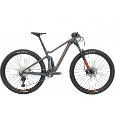 Bicicleta Scott Spark 960 2021 Cinza